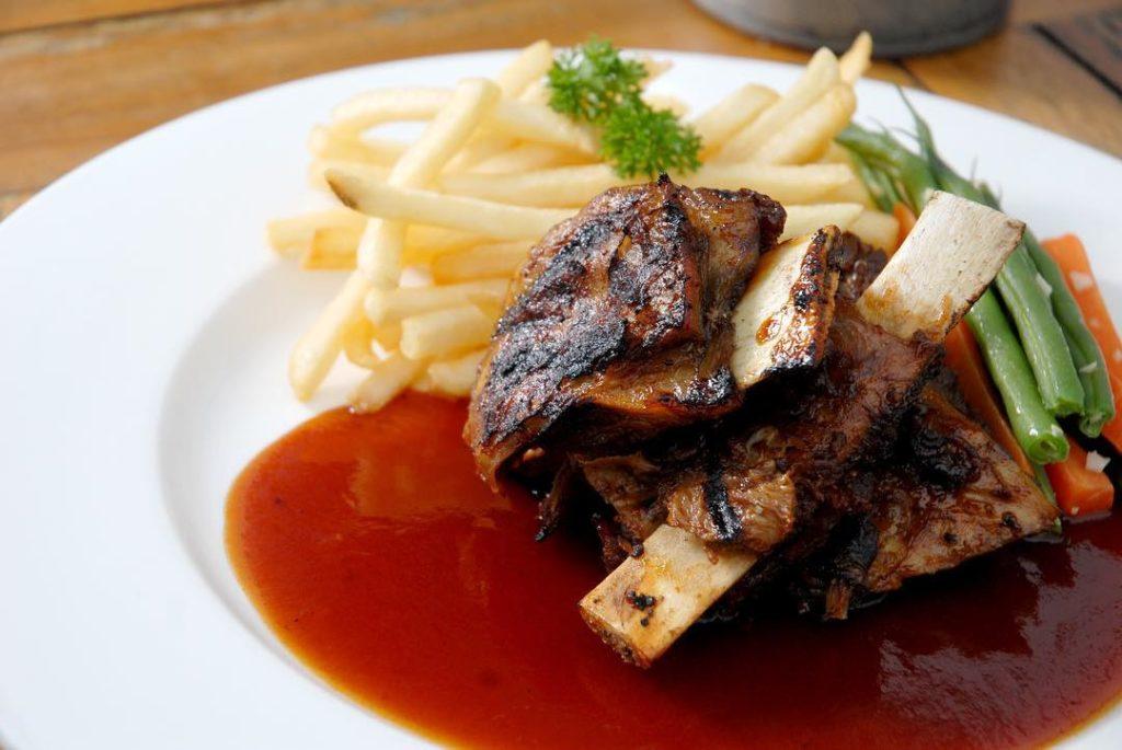 restoran di Semarang, Menu The Hills Dining Restaurant, Anak Kota