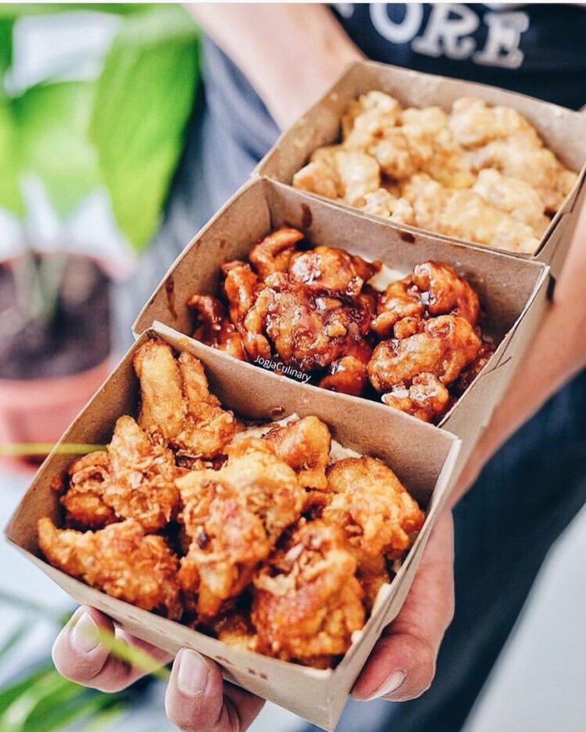 eatlah Jakarta, ayam kekinian di Jakarta, Anakkota