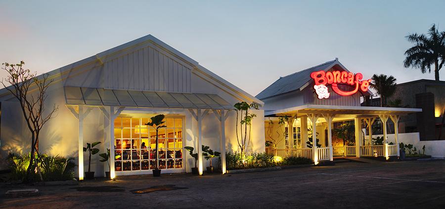 restoran unik di Surabaya, boncafe, Anakkota