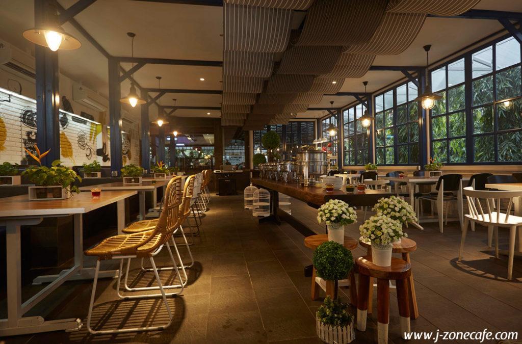 tempat hangout di Bekasi, J-Zone Cafe, Anak Kota