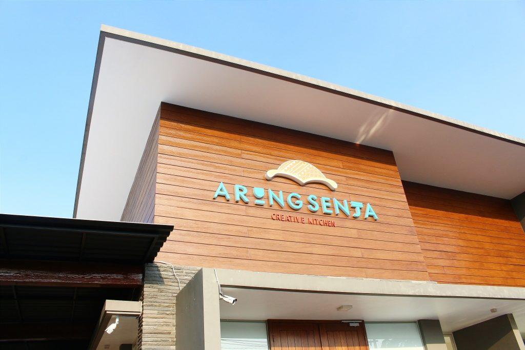 restoran unik di Surabaya, arung senja, Anakkota