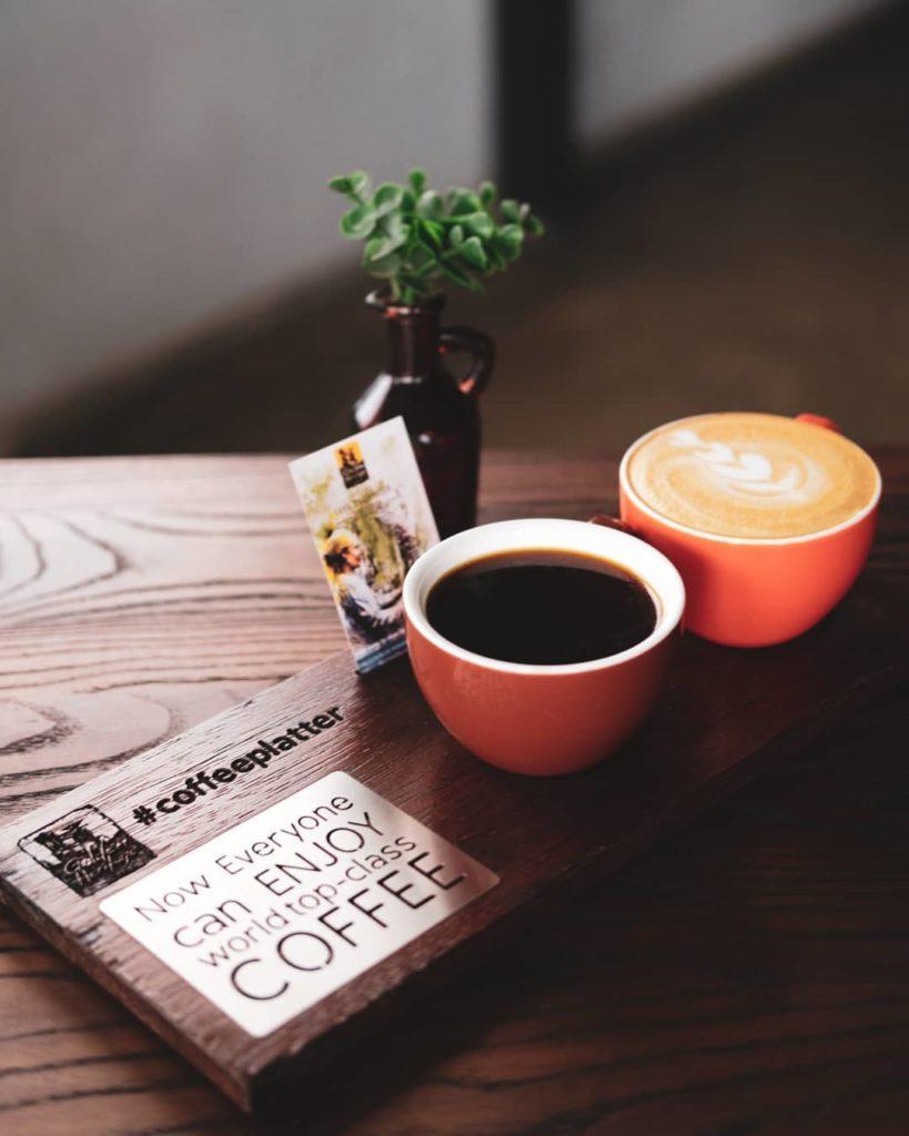 tempat ngopi di Malang, Golden Heritage Koffie, Anak Kota