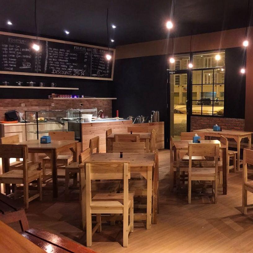tempat hangout di Bekasi, Kopi Tjan, Anak Kota