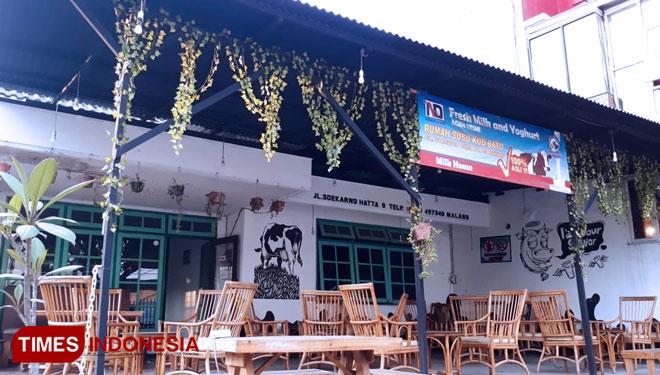 tempat nongkrong di Malang, Rumah Susu Kud, anakkota.com