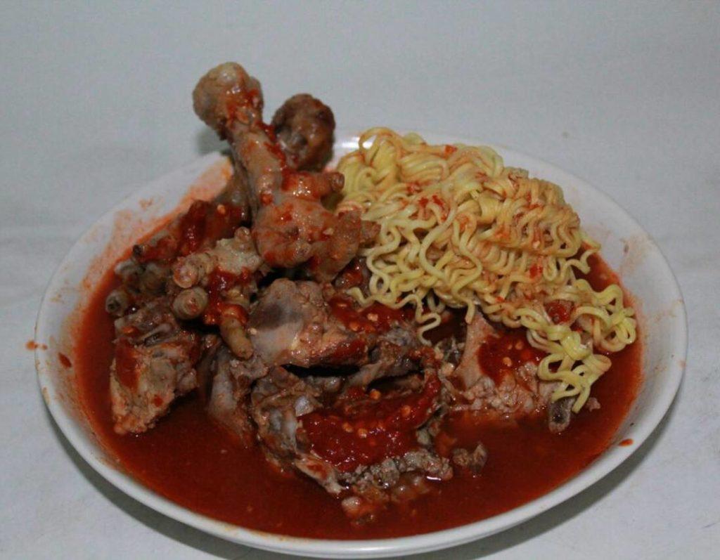 seblak enak di Bandung, Seblak Basah Deu Tjenghar, anakkota.com