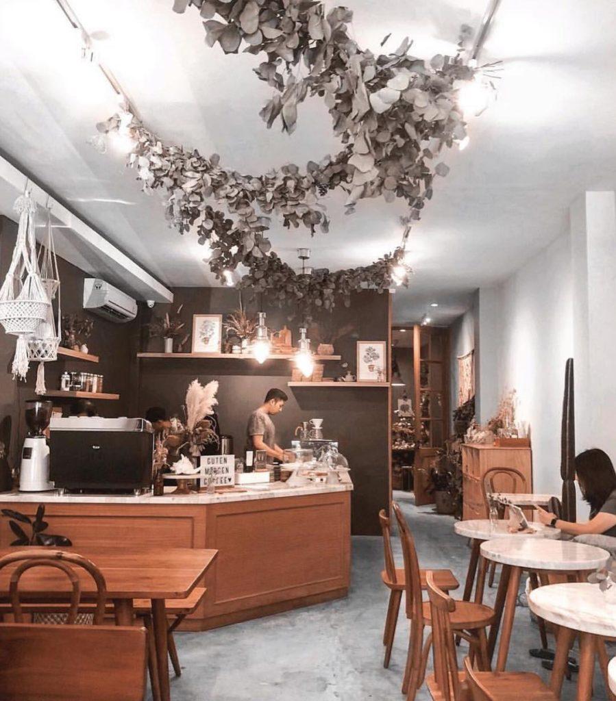 Guten Morgen Coffee Lab & Shop, Anakkota