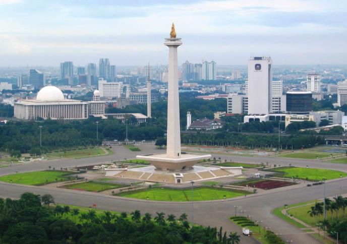 Monas Jakarta.tempat ngabuburit di Jakarta, Anakkota