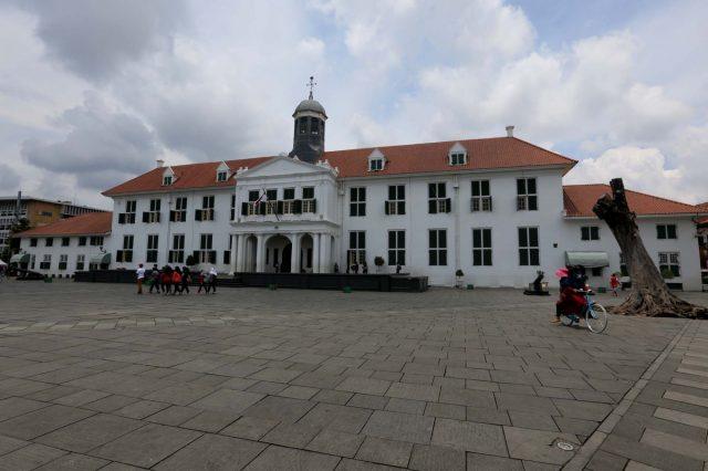 Kota Tua Jakarta,tempat ngabuburit di Jakarta, Anakkota