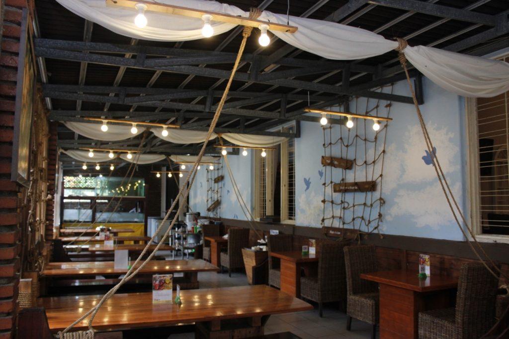 tempat nongkrong di Bandung, Captain's Seafood, anakkota.com