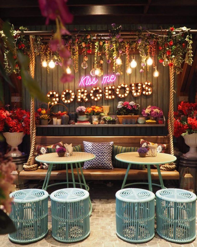 cafe instagramable di Jakarta Selatan, The Garden PIM, anakkota.com
