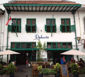 Kedai Seni Djakarte, Anak Kota (Sumber: Travelingyuk)
