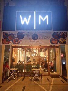 WM Cafe, Rekomendasi Tempat Nongkrong di Jakarta Barat, Anak Kota (Sumber: PergiKuliner)