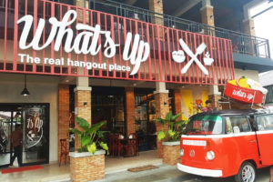What's Up Cafe, Anak Kota (Sumber: sitimustiani.com)