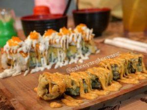 Street Sushi, Sushi Enak dan Murah, Anakkota.com (Sumber: pergikuliner.com)