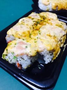 Sushi Knight, Sushi Enak dan Murah, Anakkota.com (Sumber: pergikuliner.com)